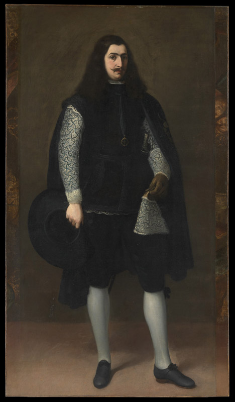 Bartolome Esteban Murillo--A Knight of Alcantara or Calatrava