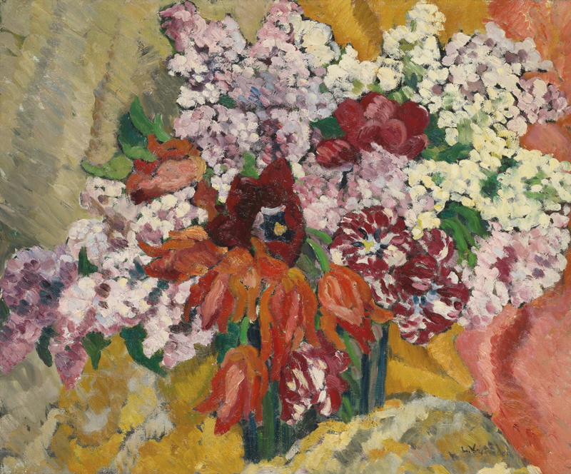 Bouquet of Flowers, 1930