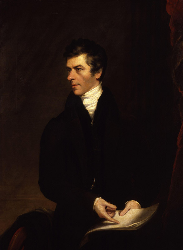 Henry Brougham, 1st Baron Brougham and Vaux by James Lonsdale