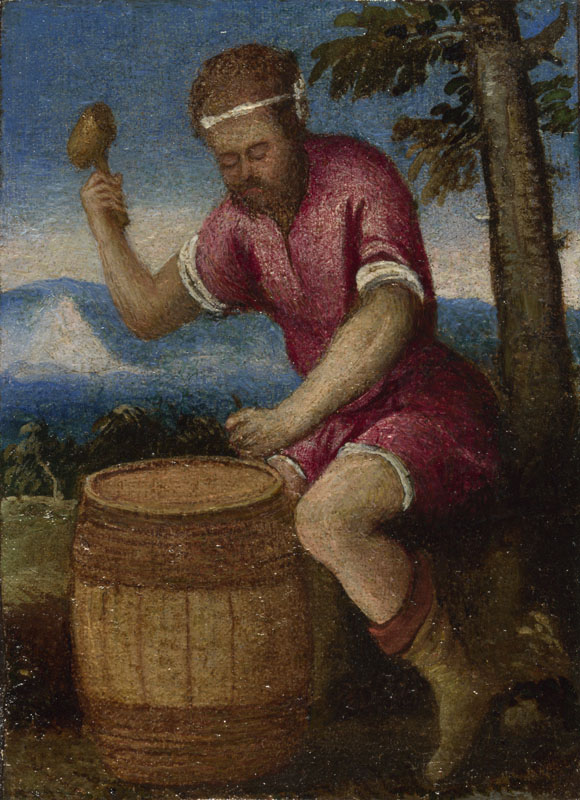 Italian, Venetian - The Labours of the Months - April