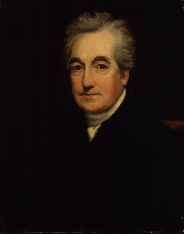 Joseph Shepherd Munden by George Clint