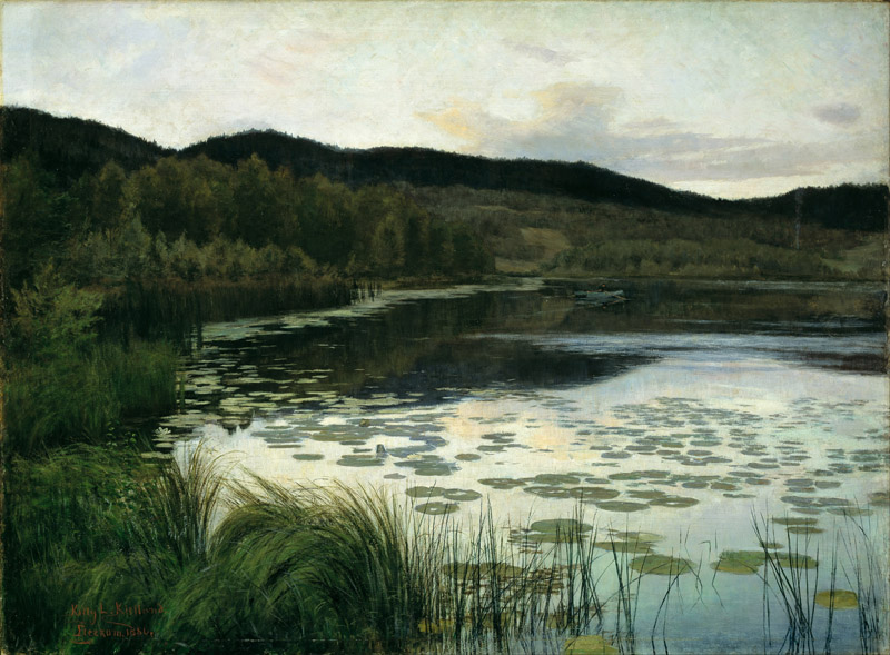 Kitty Kielland - Summer Night
