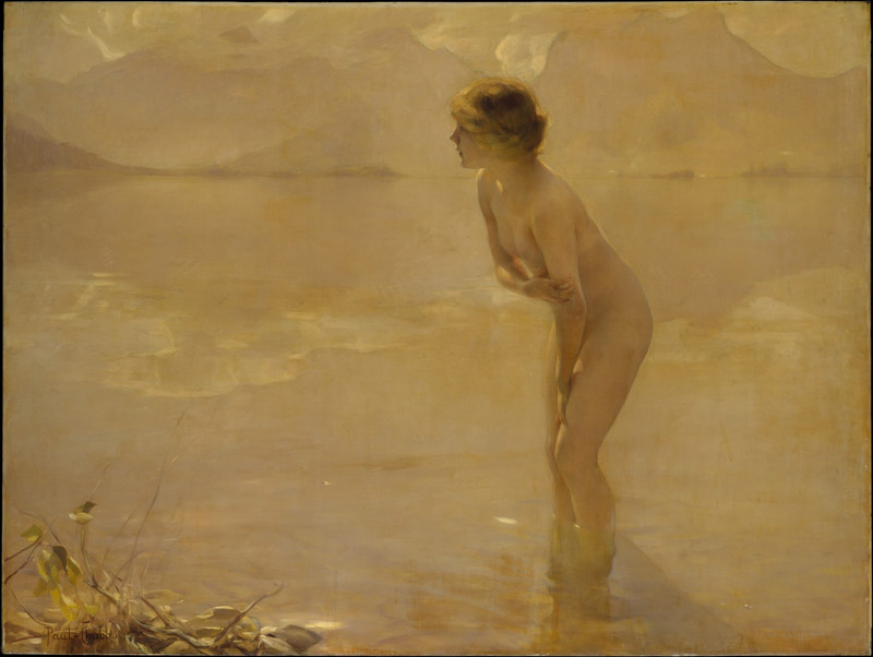 Paul Chabas--September Morn