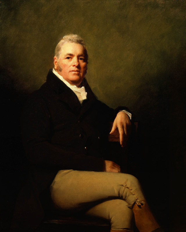 Sir Henry Raeburn - James Cruikshank, 1805-1808