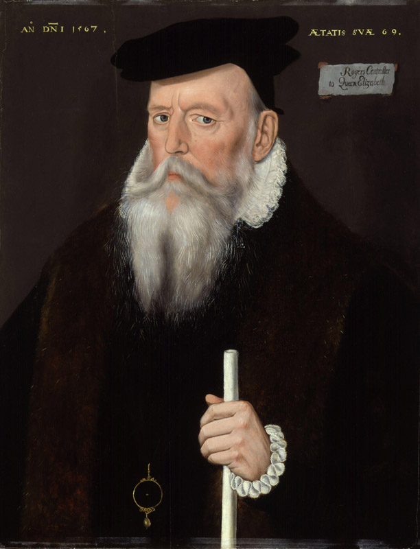 Sir Edward Rogers from NPG