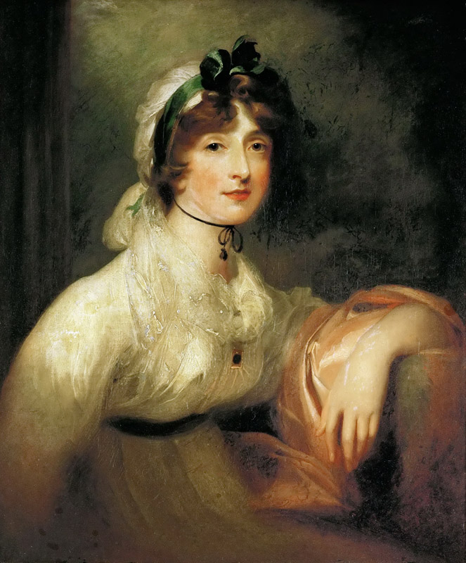 Thomas Gainsborough -- Diana Stewart