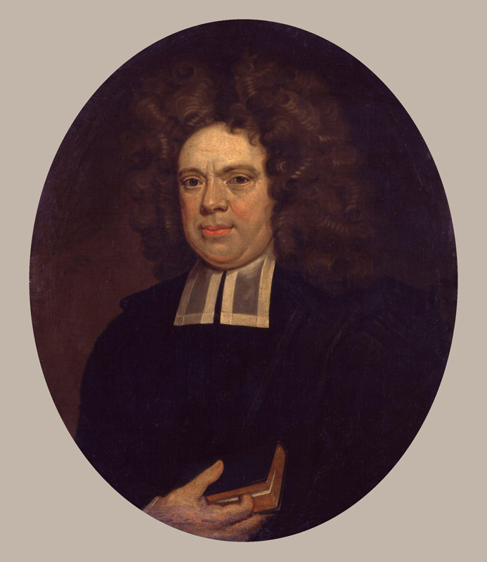 Unknown man, formerly known as Matthew Henry from NPG