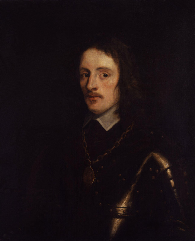 Unknown man, formerly known as Sir Thomas Tyldesley from NPG