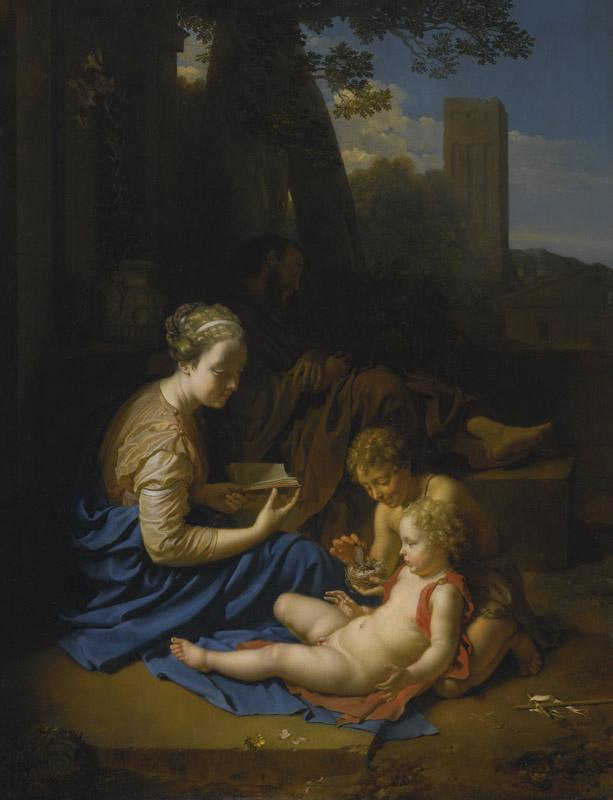 ADRIAEN VAN DER WERFF- INFANT SAINT JOHN THE BAPTIST