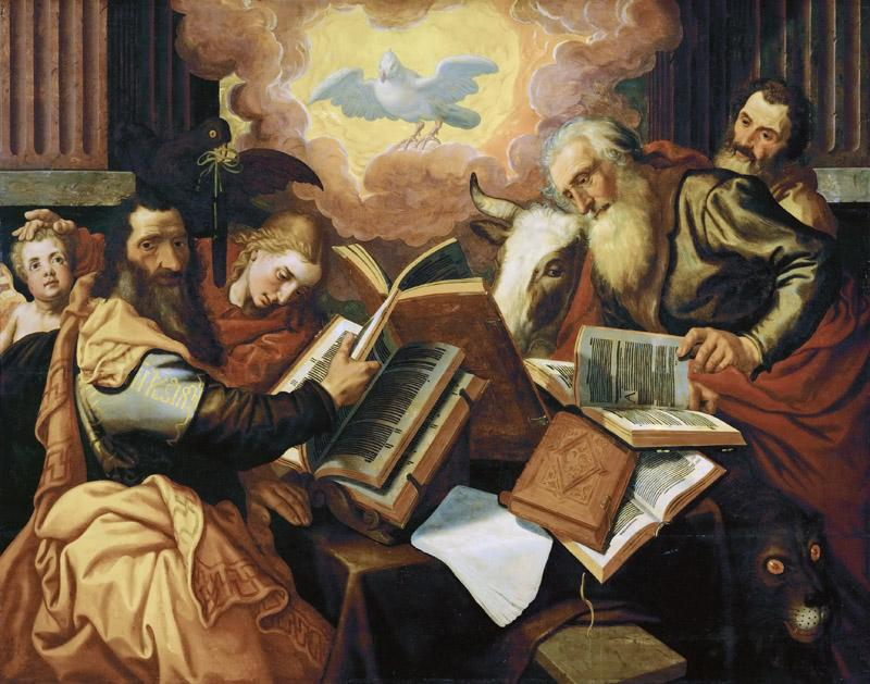 Aertsen,Pieter -- The four evangelists