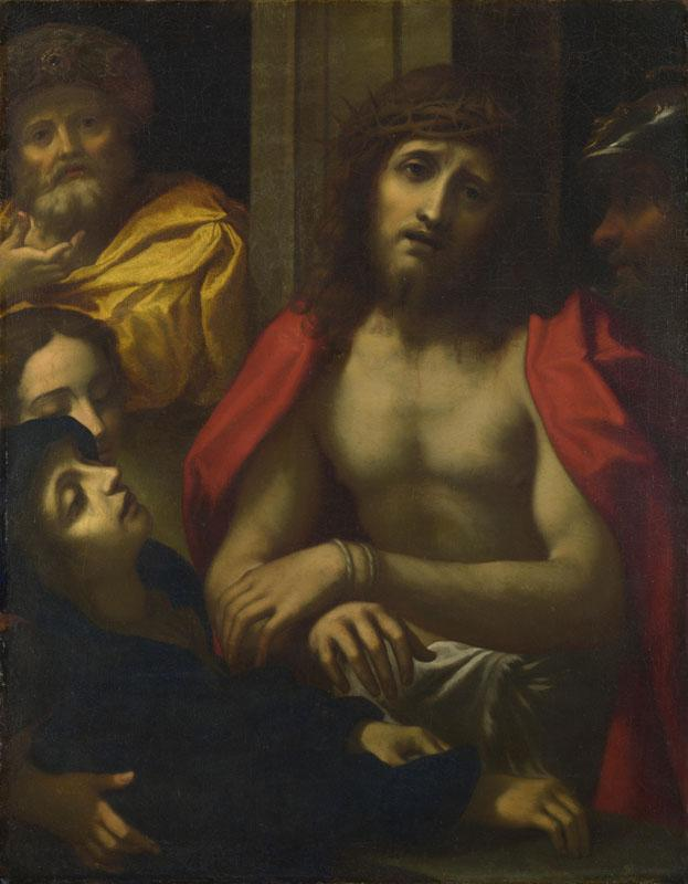 After Correggio - Christ presented to the People (Ecce Homo)
