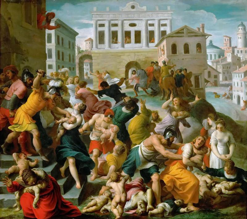 Alessandro Turchi -- Massacre of the Innocents