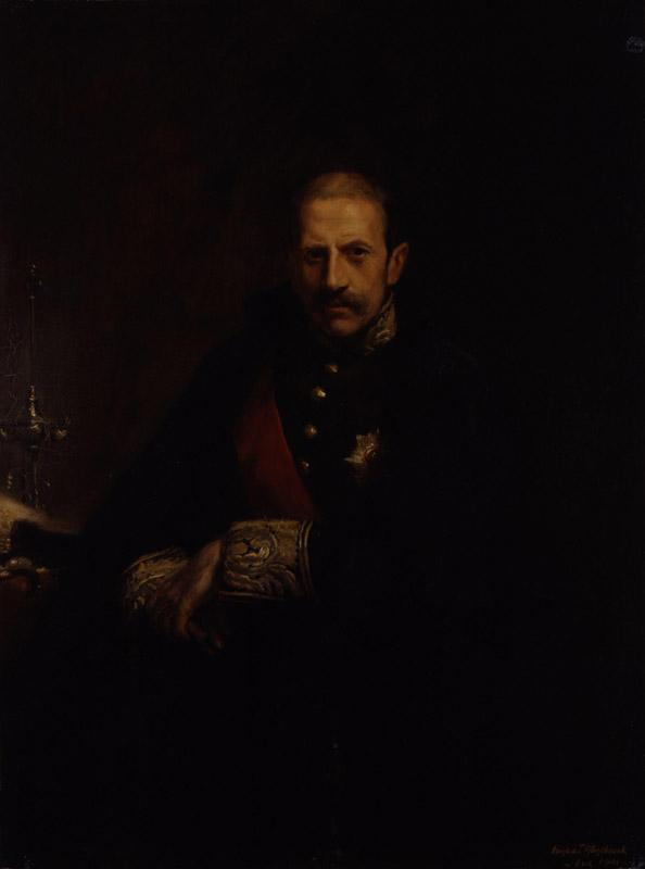 Alfred Milner, Viscount Milner by Hugh de Twenebrokes Glazebrook