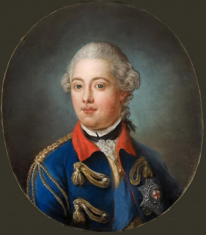 Anonymous - Portrait of Prince William V (1748-1806)