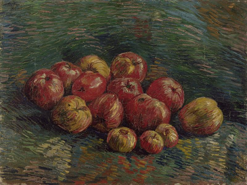 Apples (September 1887 - October 1887)