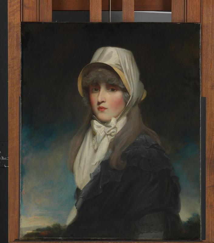 Attributed to John Westbrooke Chandler--Mrs