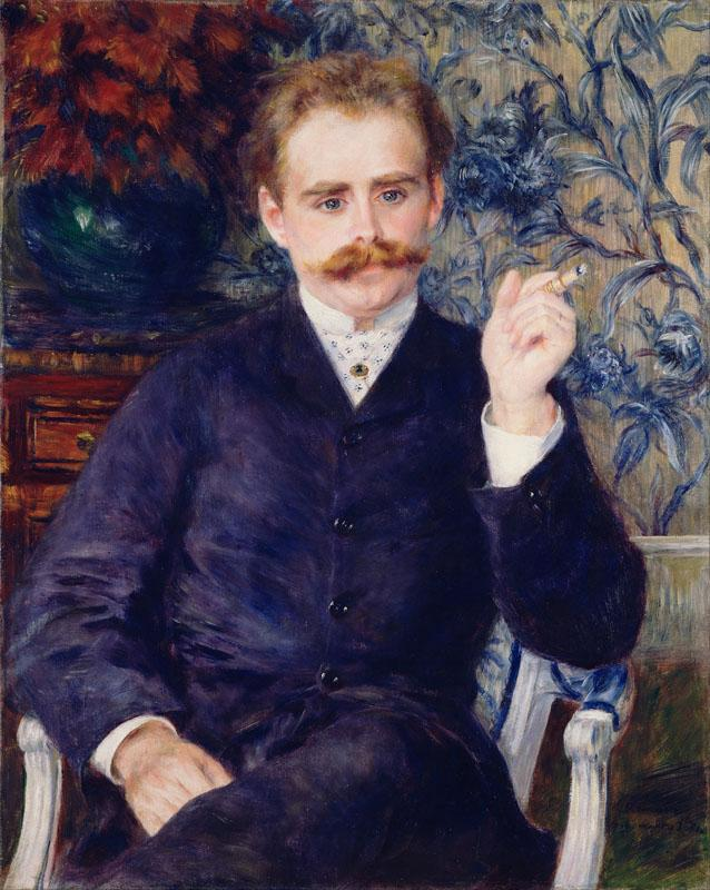 Auguste Renoir -(French - Albert Cahen d Anvers