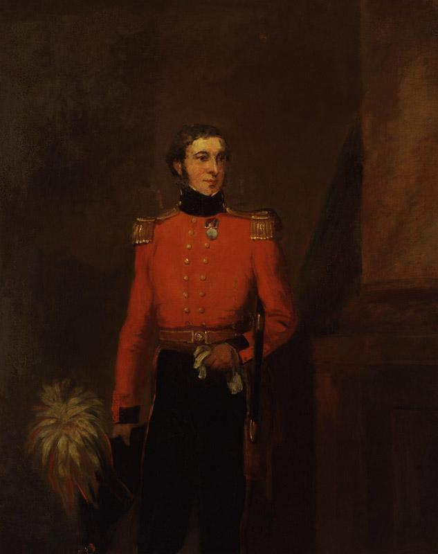 Beaumont Hotham, 3rd Baron Hotham by William Salter