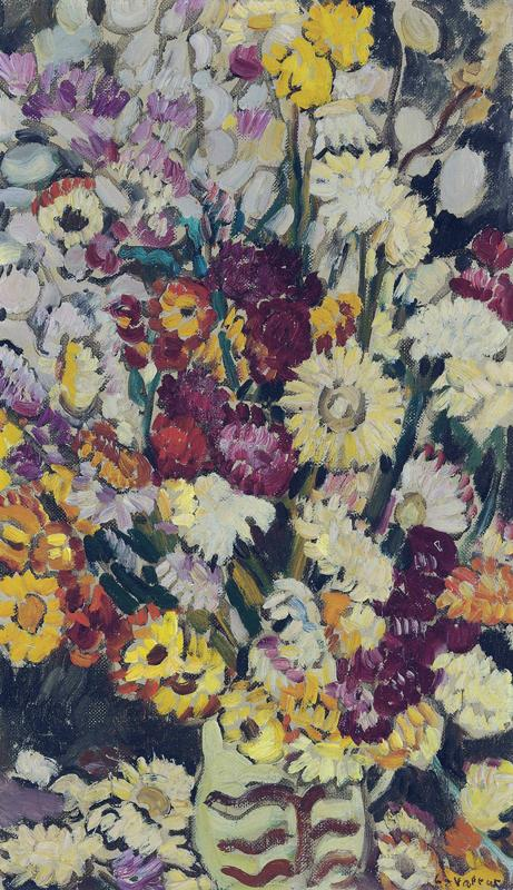 Bouquet of Wild Flowers, 1927