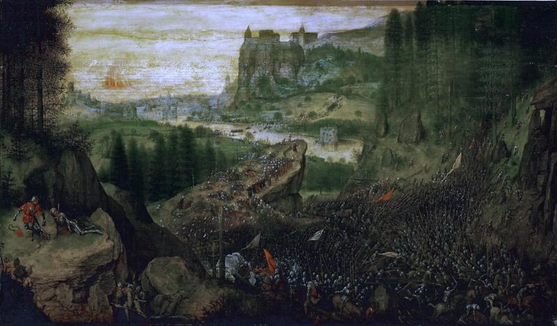 Brueghel, Pieter The Elder -- 17