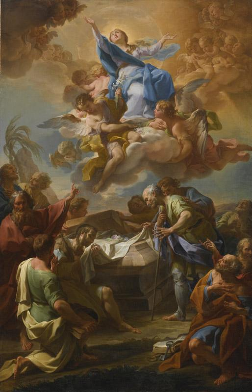 CORRADO GIAQUINTO-ASSUMPTION OF THE VIRGIN
