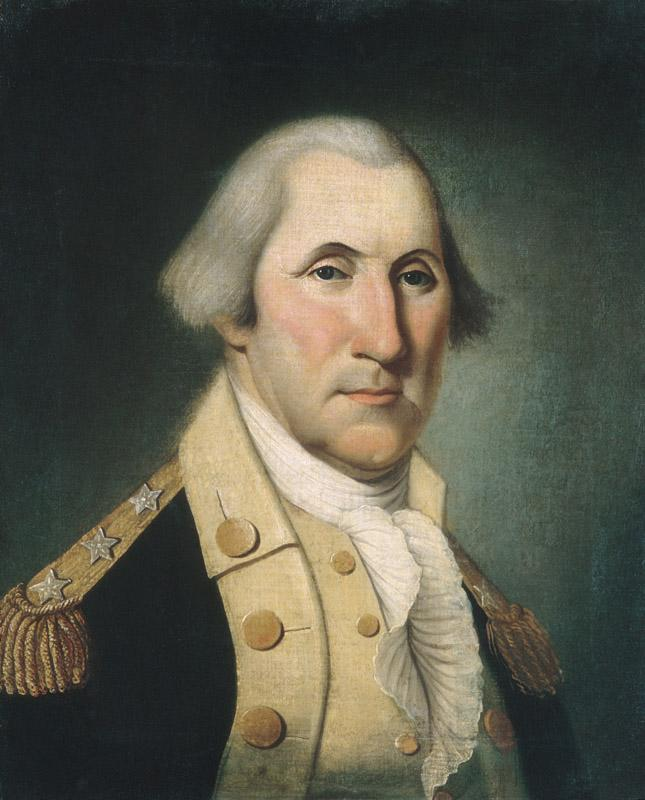 Charles Peale Polk--George Washington