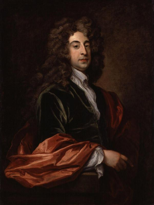 Charles Dartiquenave by Sir Godfrey Kneller, Bt (2)