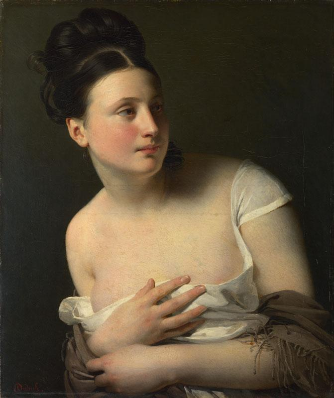 Claude-Marie Dubufe - The Surprise