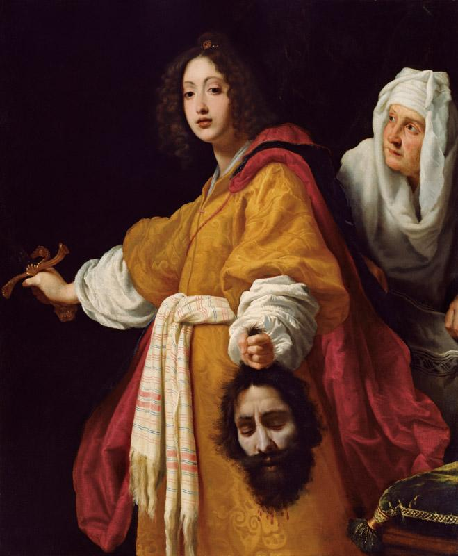 Cristofano Allori - Judith with the Head of Holofernes, 1613