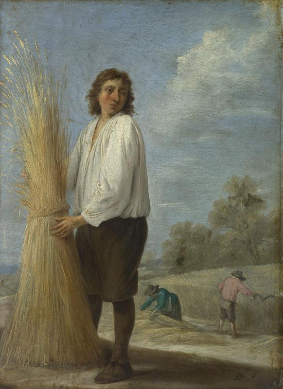 David Teniers the Younger - Summer