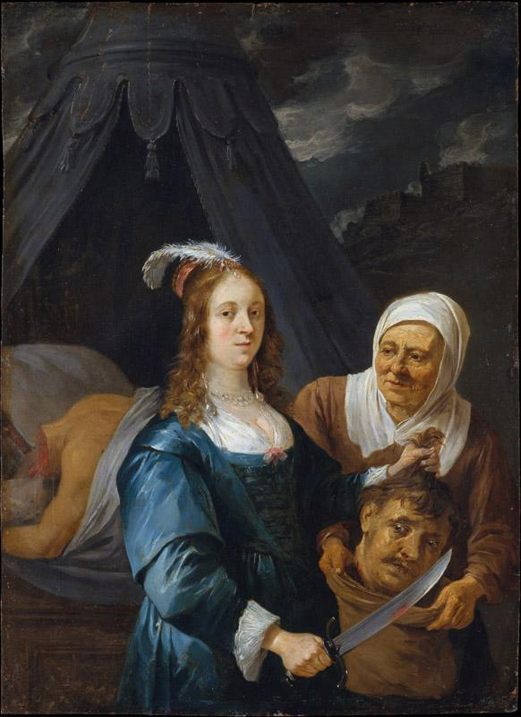 David Teniers the Younger--Judith with the Head of Holofernes
