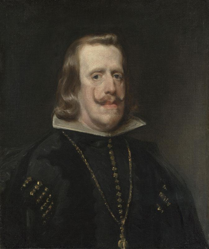 Diego Velazquez - Philip IV of Spain