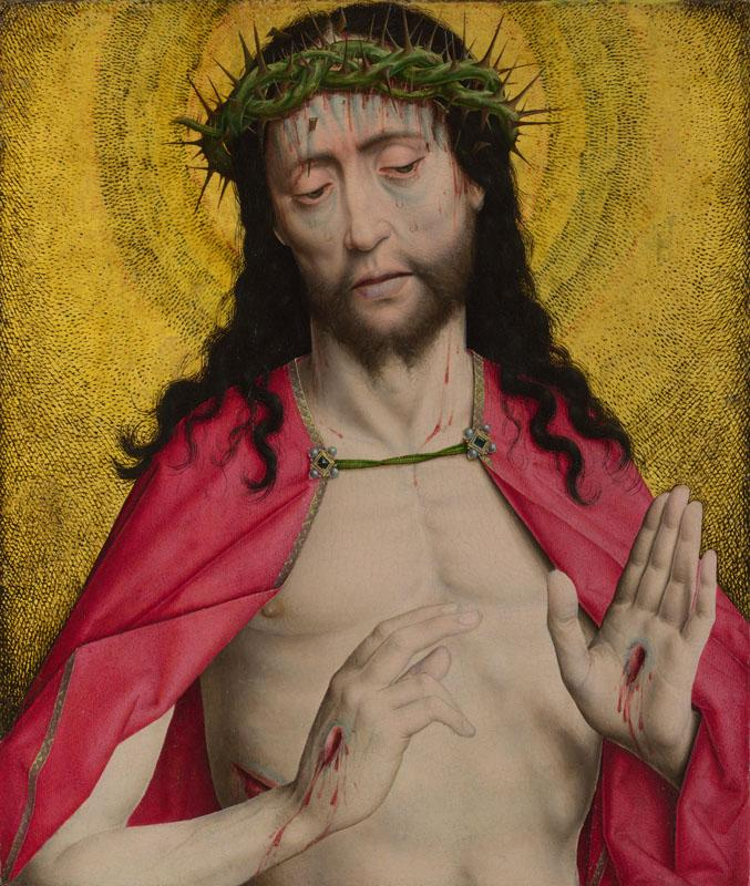 Dirk Bouts - Christ Crowned with Thorns