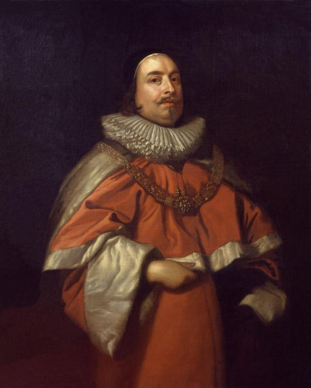 Edward Littleton, Baron Littleton by Sir Anthony Van Dyck