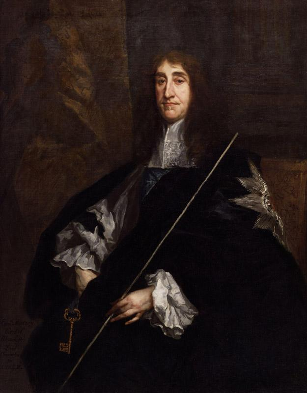 Edward Montagu, 2nd Earl of Manchester by Sir Peter Lely (2)