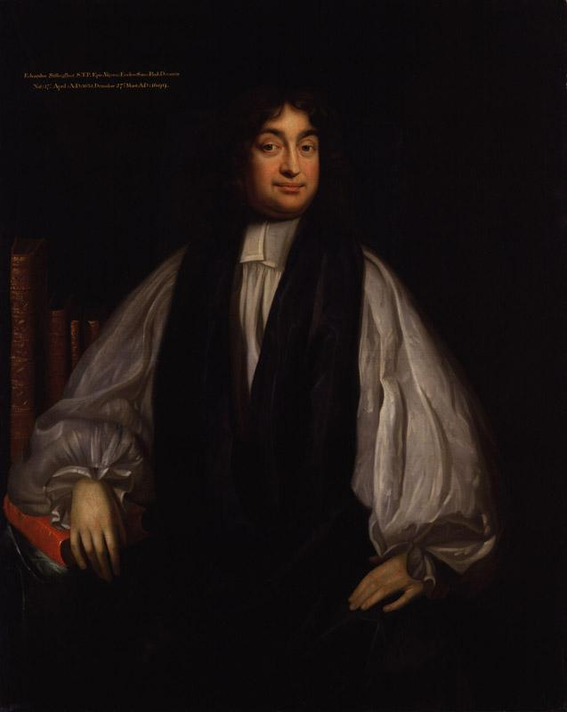 Edward Stillingfleet by Mary Beale