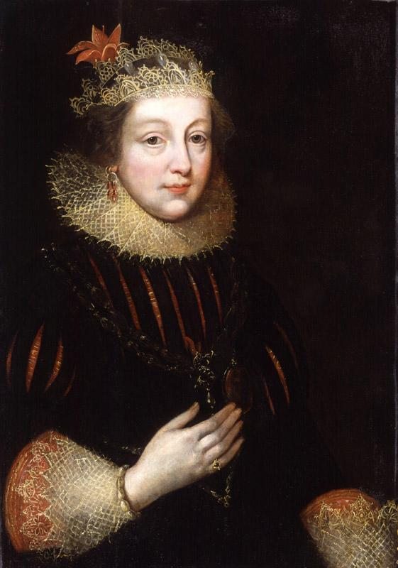 Elizabeth (Vernon), Countess of Southampton from NPG