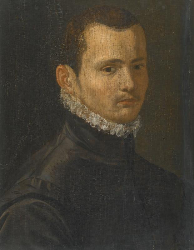 FLORENTINE SCHOOL-PORTRAIT OF A GENTLEMAN