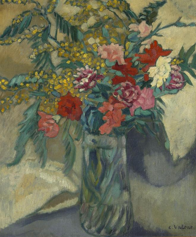 Flowers in a Vase, 1919