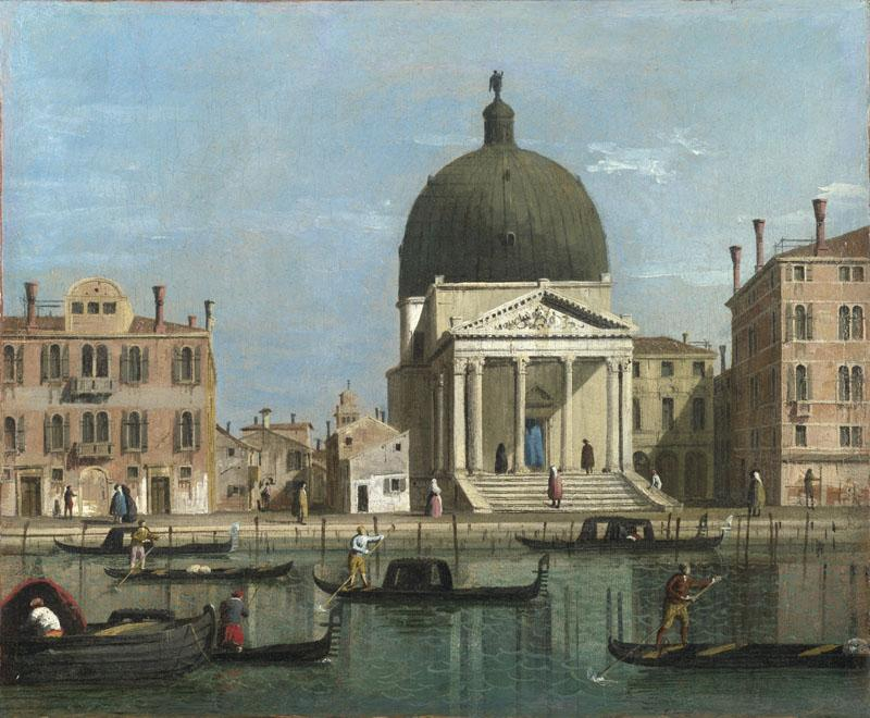 Follower of Canaletto - Venice - S