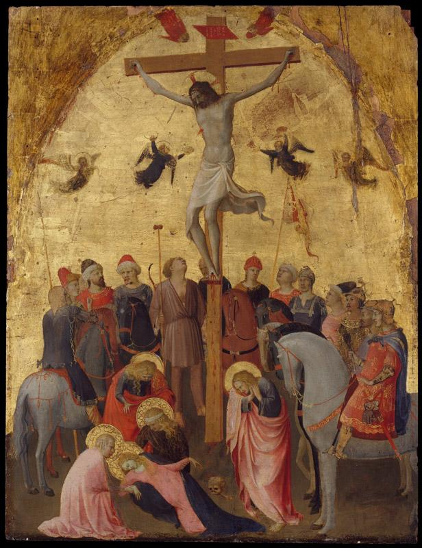 Fra Angelico--The Crucifixion