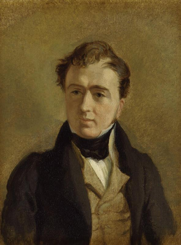 Francis Baring, 1st Baron Northbrook by Sir George Hayter