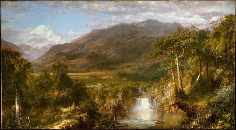 Frederic Edwin Church--Heart of the Andes