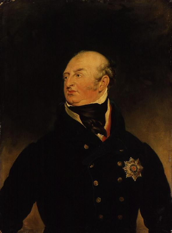 Frederick, Duke of York and Albany by Sir Thomas Lawrence