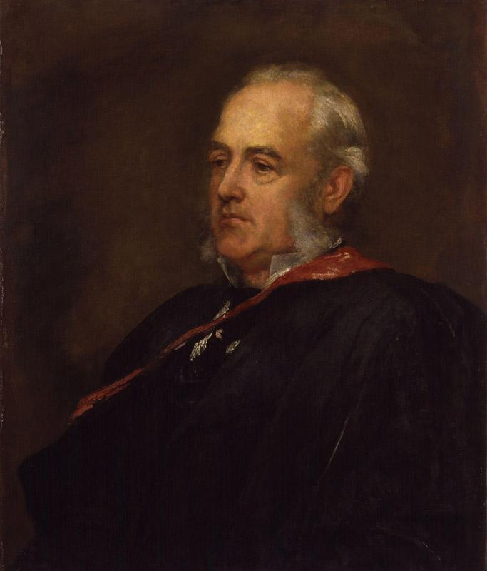 Friedrich Max-Miller by George Frederic Watts