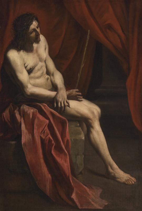 GIANLORENZO BERNINI-CHRIST MOCKED