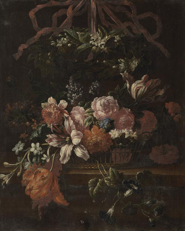 Gaspar Peter Verbruggen - Bouquet of flowers