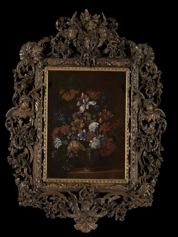 Gaspar-Peter Verbruggen de Jonge - Bouquet of flowers