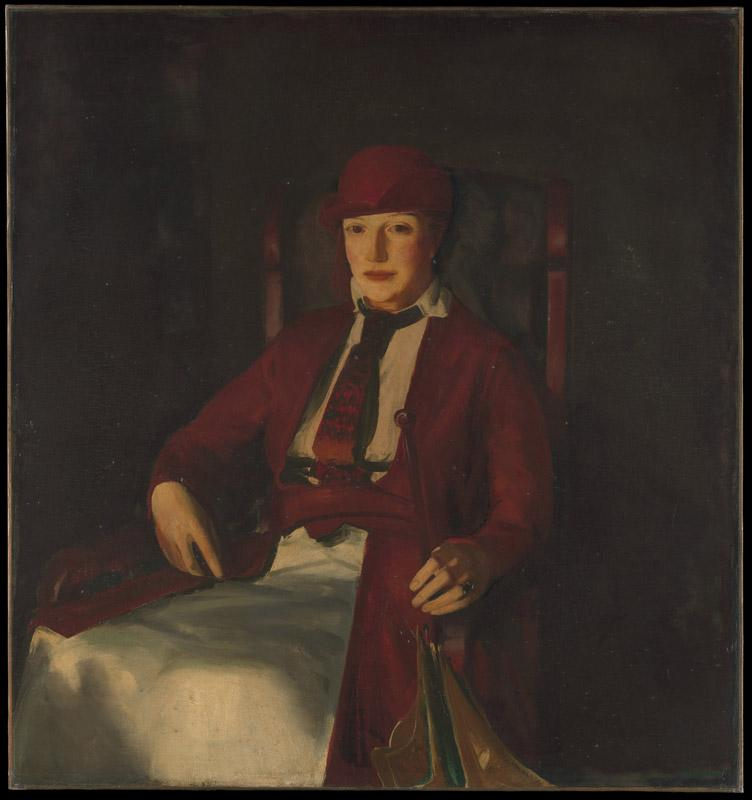 George Bellows--Mrs. Chester Dale