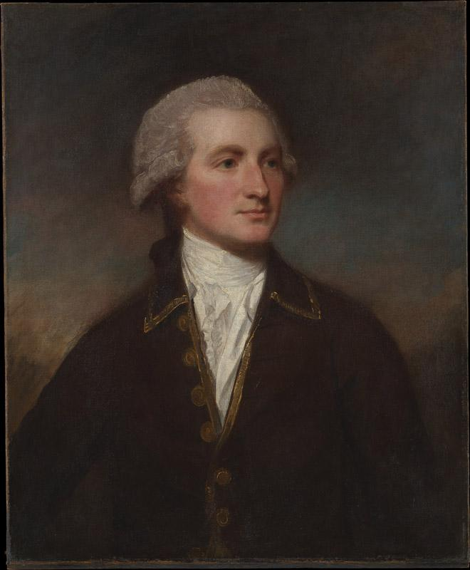 George Romney--Portrait of a Man